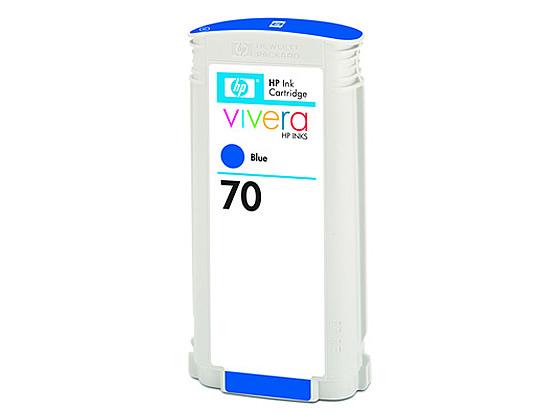 HP/HP70 インクカートリッジ ブルー/C9458A