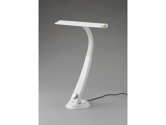 ツインバード工業/LEDデスクライト Airled ホワイト/LE-H841W