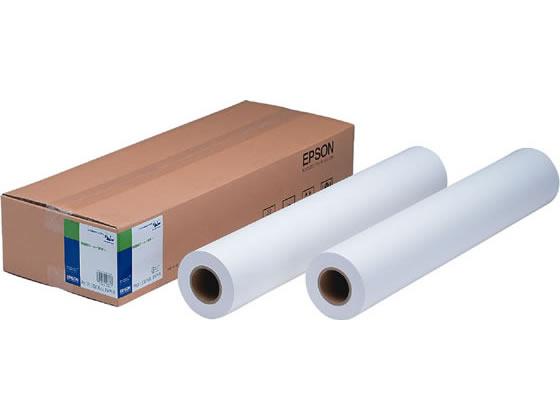 【お取り寄せ】エプソン/普通紙ロール〈厚手〉 1030mm×50m 2本/EPPP90B0