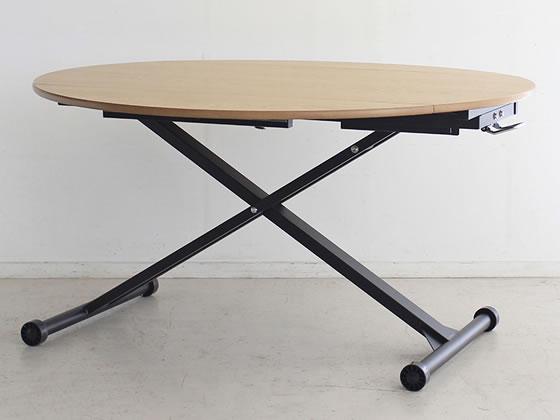 東馬 ナチュラル 昇降テーブル/アイル 昇降テーブル ナチュラル, ナラシノシ:7e0b0c4f --- officewill.xsrv.jp