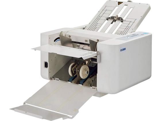 ライオン事務器/手動設定紙折機 LF-S640 ストッパータイプ