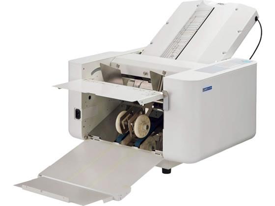 ライオン事務器/全自動紙折機 LF-S650 ストッパータイプ