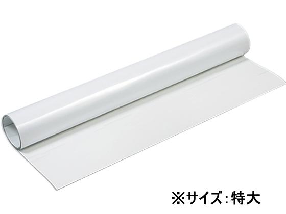 マグエックス/吸着ホワイトボードシート(特大)900×1200mm【ココデカウ】