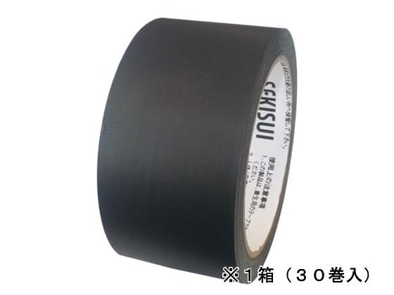 セキスイ/フィットライトテープNo.738 50mmツヤ消し黒 30巻/N738K04