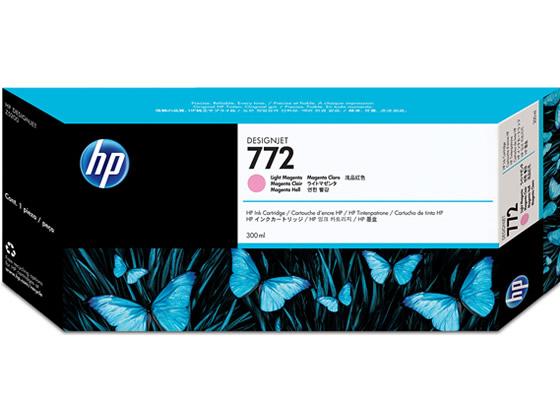 HP/HP772 インクカートリッジ ライトマゼンタ/CN631A