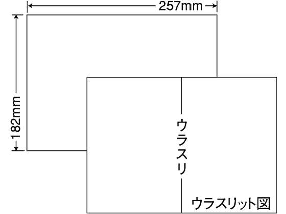 NANA/ラベルシールナナコピーB5 ノーカット 1000シート/C1B5