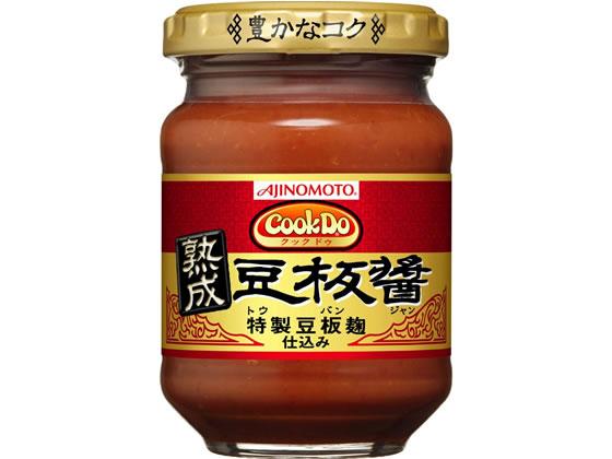 税込3000円以上で送料無料 スーパーセール期間中ポイント10倍 味の素 CookDo 100g 熟成豆板醤 中華醤調味料 当店は最高な サービスを提供します 激安通販