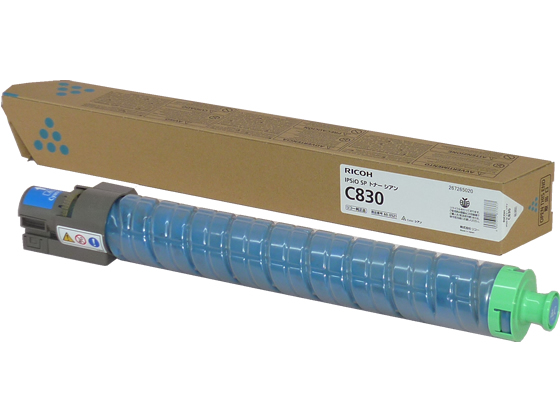 リコー/イプシオ SPトナー シアン C830/600521
