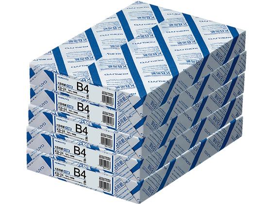 コクヨ/KB用紙(共用紙) B4 500枚×5冊/KB-24
