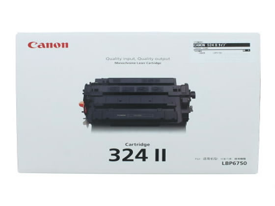 輸入/CANON トナーカートリッジ524II(324II)タイプ/524II(324II)