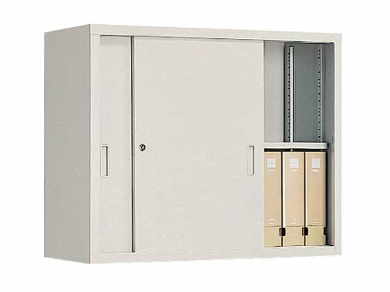 コクヨ/A4対応保管庫 上置き 引違い戸 W880*H730【ココデカウ】