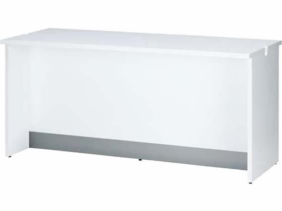 アール・エフ・ヤマカワ/ベーシック木製ローカウンター 幅1500 ホワイト【ココデカウ】
