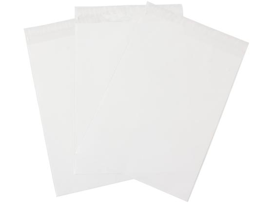 伊藤忠リーテイルリンク/片面ホワイト印刷 OPP袋 A4 2000枚/OBW-2