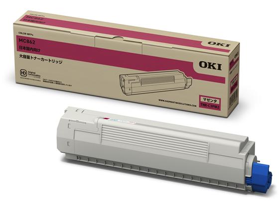 OKI/大容量トナーカートリッジ マゼンタ/TNR-C3PM2