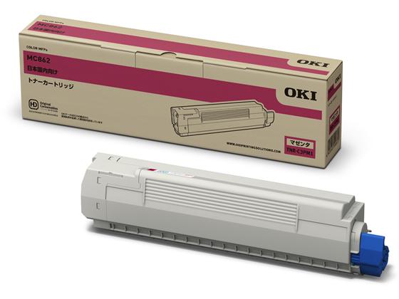 OKI/トナーカートリッジ マゼンタ/TNR-C3PM1