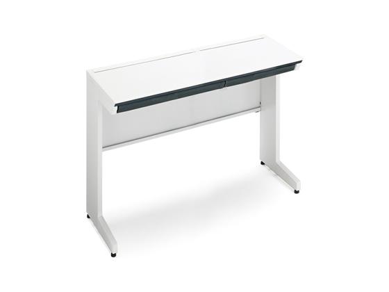 ホワイトコクヨ/iSスタンダードテーブル(センター引出付)W1100×D700 ホワイト, 囲碁ラボJAPAN:bc8bf862 --- officewill.xsrv.jp