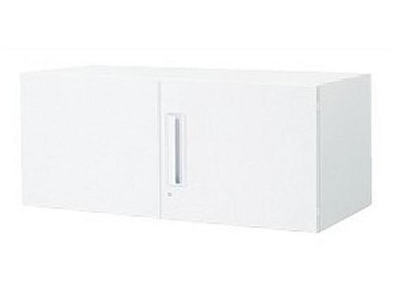 コクヨ/エディア 上置き 両開き H400 ホワイト/BWU-S19SAWN