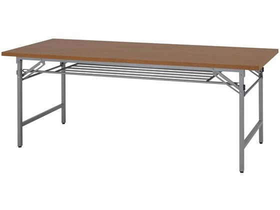 カグクロ/折りたたみテーブル W1800×D600×H700 チーク