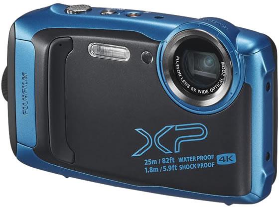 富士フイルム/デジタルカメラ FinePix XP140 スカイブルー/XP140SB