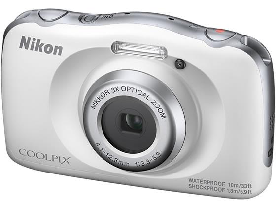 ニコン/防水・耐衝撃デジタルカメラ COOLPIX W150 ホワイト/W150WH