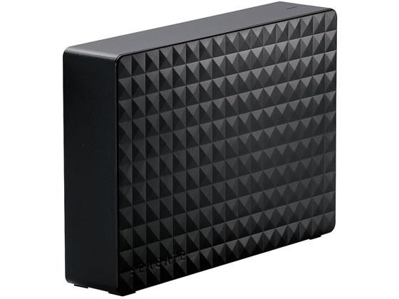 エレコム/Seagate 外付HDD USB3.2 4TB ブラック/SGD-MY040UBK