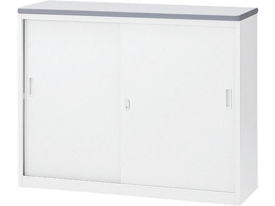生興/NSハイカウンター Sタイプ引戸型 W1200 ホワイト×ホワイト