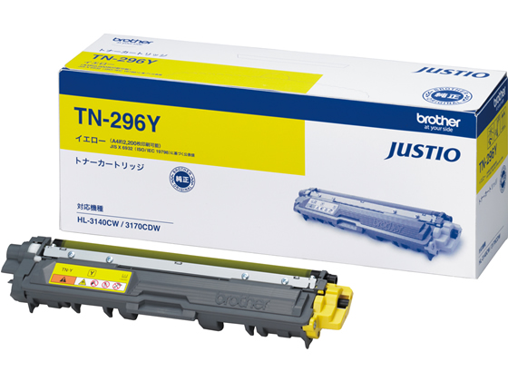 ブラザー/大容量トナーカートリッジ イエロー/TN-296Y