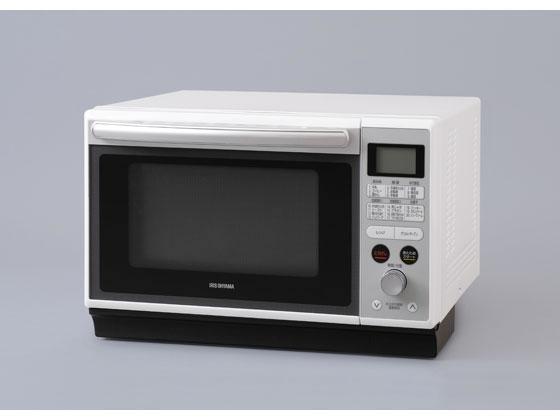 アイリスオーヤマ/スチームオーブンレンジ 24L フラットテーブル/MO-F2402