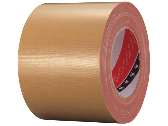 寺岡/布粘着テープ オリーブテープ 100mm×25m 18巻/NO.141