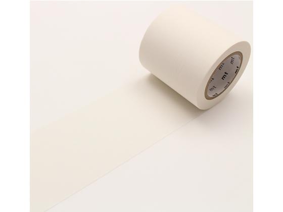税込3000円以上で送料無料 スーパーセール期間中ポイント5倍 カモ井 mt 送料無料でお届けします 大特価 CASA 50mm幅 Tape マットホワイト MTCA5086 Basic