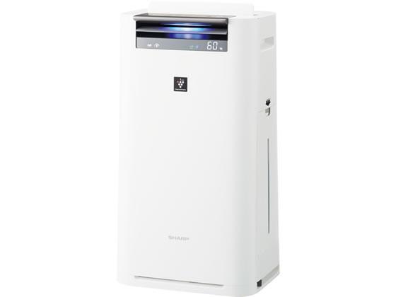 【送料無料】 シャープ/加湿空気清浄機 プラズマクラスター25000/KI-LS50-W