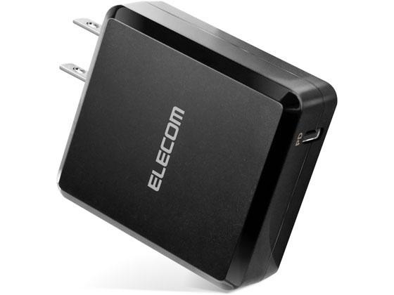 エレコム/AC充電器 PD18W認証 Type-C1ポート/MPA-ACCP06BK