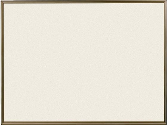 馬印/ツーウェイ掲示板 アイボリー カラー枠 1210*910mm/KB34C-912