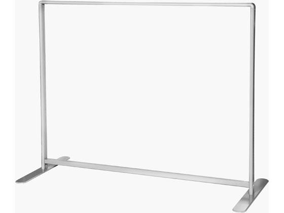 馬印/透明ボード キッズ シルバー枠 1254*550*962mm/UDTPKIS
