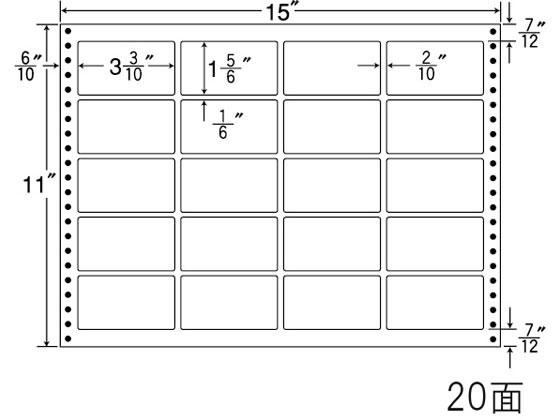 NANA/ナナフォーム 15×11インチ 20面/LT15X