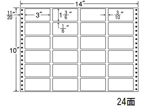 NANA/ナナフォーム 14×10インチ 24面/MH14L