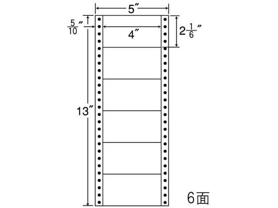 NANA/ナナフォーム 5×13インチ 6面/MM5J
