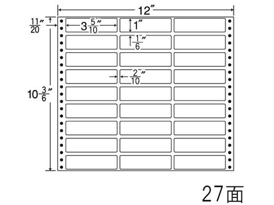 NANA/ナナフォーム 12×10(3・6)インチ 27面/MT12Q