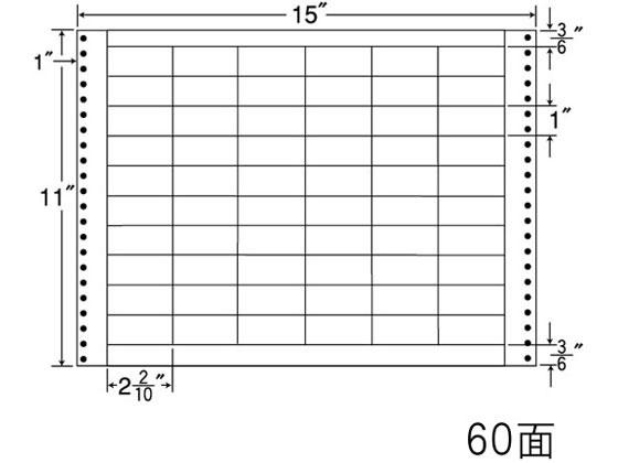 NANA/ナナフォーム 15×11インチ 60面/MT15A