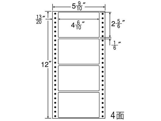 NANA/ナナフォーム 5(9・10)×12インチ 4面/MT5B