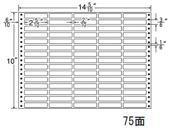 NANA/ナナフォーム 14(5・10)×10インチ 75面/MX14U