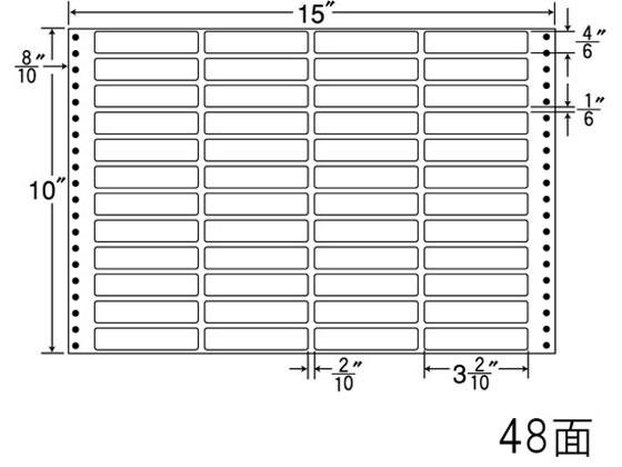 NANA/ナナフォーム 15×10インチ 48面/MX15X