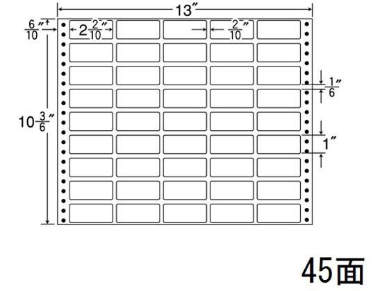 NANA/ナナフォーム 13×10(3・6)インチ 45面/R13P