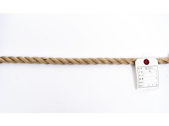 紺屋商事/麻ロープ 14mm×200m/60011188
