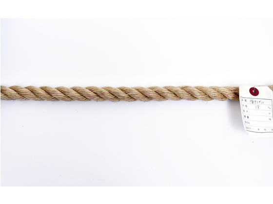 紺屋商事/麻ロープ 18mm×200m/60011190