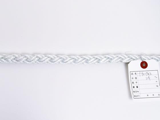 紺屋商事/ナイロンクロスロープ 14mm×200m巻/60011514