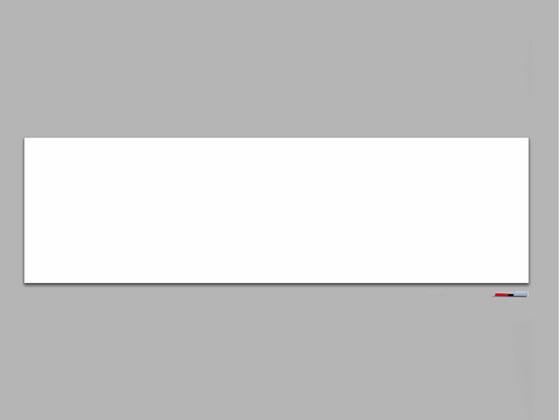 マグエックス/広幅マグネットホワイトボードシート 1200×4200mm