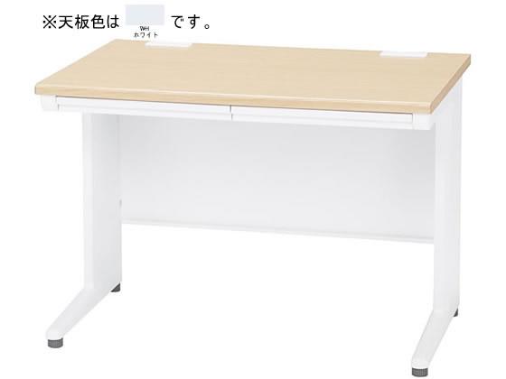 イノウエ/SIH 平机 W1000×D700×H700 ホワイト/SIH-107-WH