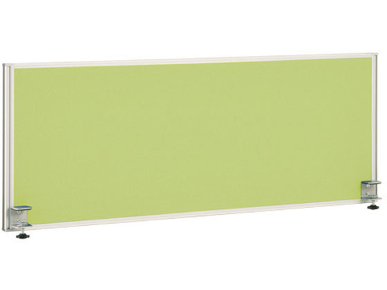 カグクロ/デスクトップパネル W1000 イエローグリーン/GL-1000-YG