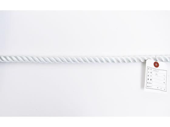 紺屋商事/ナイロンロープ 14mm 20m〈切売〉/60011049